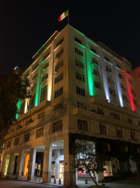 Consulado Italia Rio